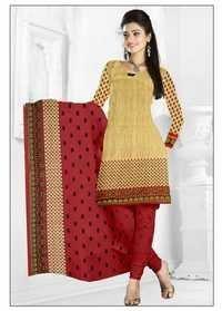Jetpur Printed Cotton Dress