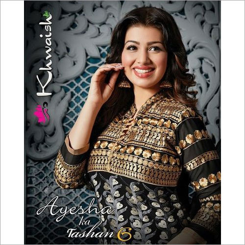 Ayesha Ka Tashan 6 Wholesale Salwar Suits