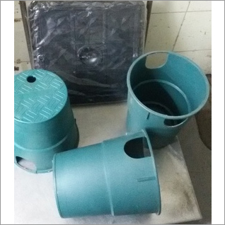 Pvc Pit Cover Bucket Type