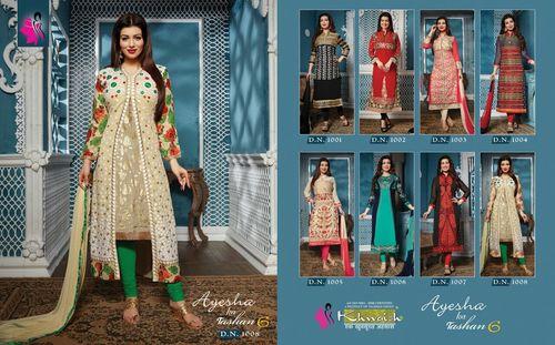 Ayesha Ka Tashan 6 Traditional Salwar Suits