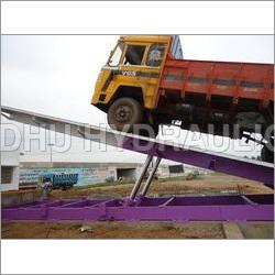 Commercial Truck Unloader