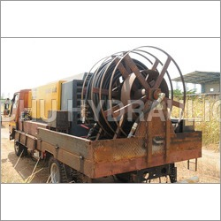 borewell Cleaning Machine