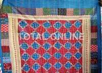 Beautiful  Bedsheet With Barmeri works