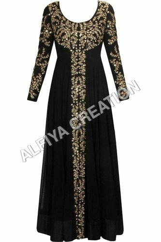 Exclusive Moroccan Party Wear Fancy Kaftan Dress