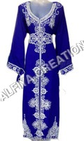 Morccan Evening Wear Fancy Kaftan Dress