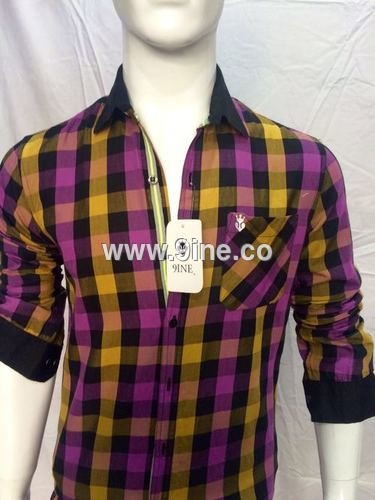 ATTRACTIVE QUALITY CHECKS SHIRT - 11/2