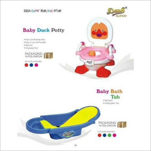 Baby Duck Potty / Baby Bath Tub