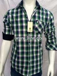 GOOD LOOKING CHECKS SHIRT - 77/3
