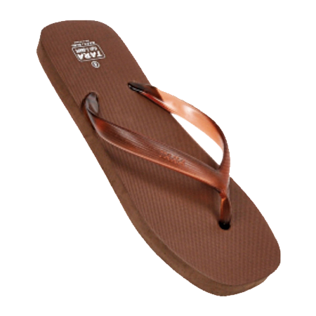 Flat-T-Shape Brown