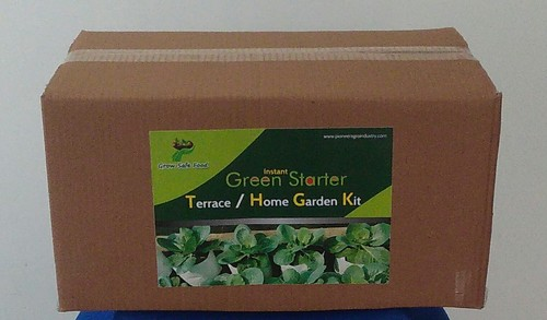 GREEN STARTER KIT BOX