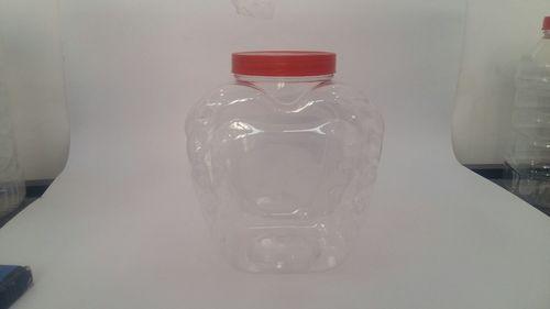 Heart Shape Jar