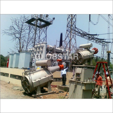 Substation Erection Support