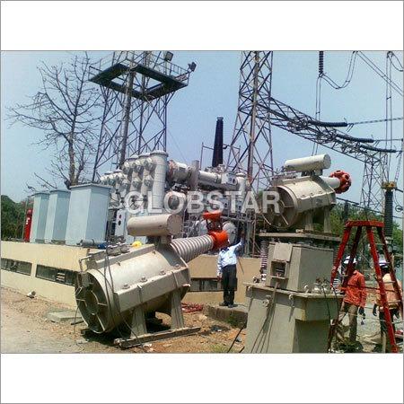 Substation Erection Support
