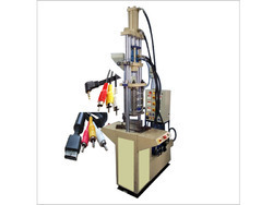 Vertical Screw Moulding Machine