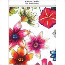 Floral Design Leather Transfer Foil
