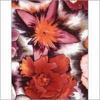 Flower Design Leather Transfer Foil