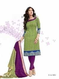 Pure Cotton Dress Materials Wholesaler & Exporter