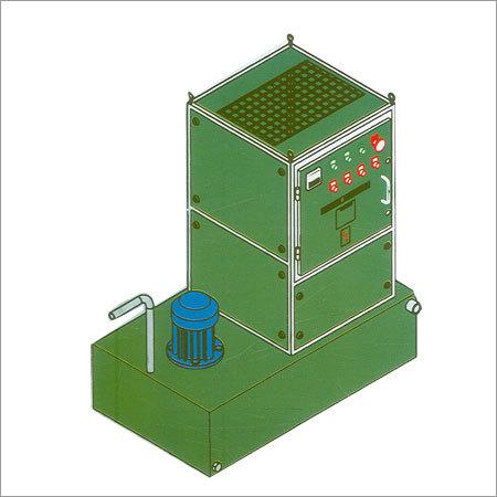 Oil Cooling Unit