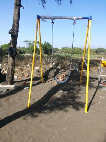 Single Swing With Belt Assembly