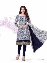 Kavya Latest Cotton Dress Materials Exporter