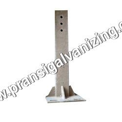 Galvanized Solar Pannel Stand