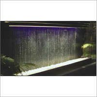 Digital Water Curtain