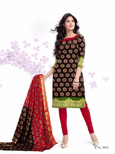 New Arrivals Pure Cotton Printed Salwar Kameez