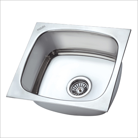 Single Deep Bowl Sink