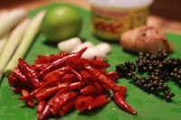 INDIAN SPICY TEJA CHILLI GRADE