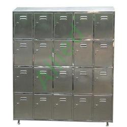 SS Locker With Door
