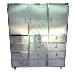 PDC Vertical Locker