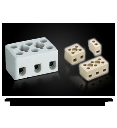 Electrical Porcelain Connector