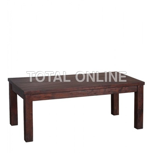 Opulent Wooden Centre Table