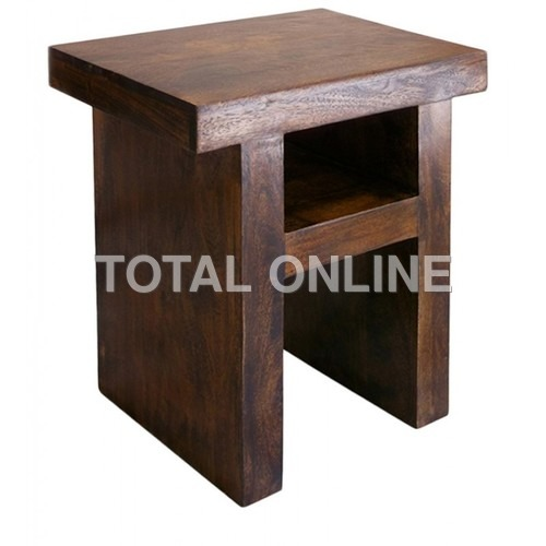 Tall Table Unit Made of Sheesham Wood