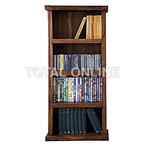 Elegant Book Case Made of Wood