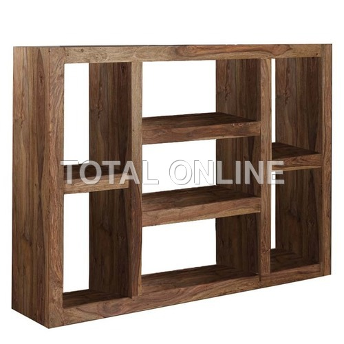 Wooden Solid Wall Book Shelf