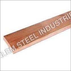 Copper Flat Bars