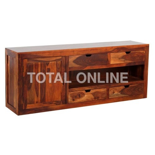 Beautiful Wooden Entertainment Unit