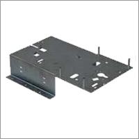 Laser Cut CNC Press Break Machine Components