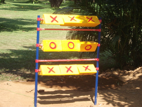 Cross N Zero Playground Equipment