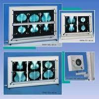 X-Ray Film Viewers with Shutters