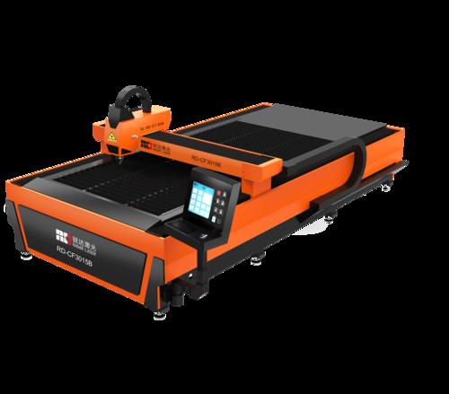 Fiber Laser Cutting Machine For Plate