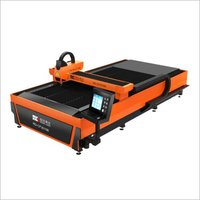 Fiber Laser Cutting Machine For Plate