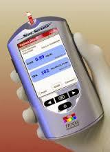 Point of Care Creatinine Meter