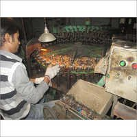 Manufacturing Process for GLS Bulbs