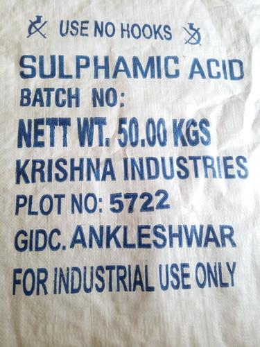 Sulfamic Acids