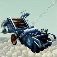 Tractor Potato Harvester