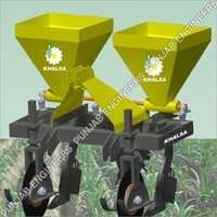Dry Fertilizer Applicator