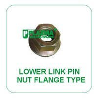 Lower Link Pin Nut Flange Type Green Tractors