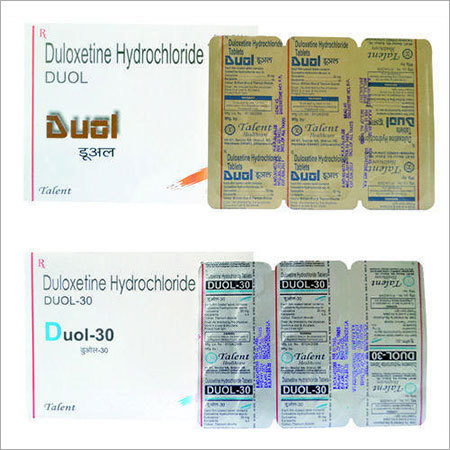 Duloxetine Hydrochloride Tablet